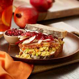 Leftover Turkey Super Sandwiches Recipe