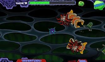 Screenshot of Amoebas Attack