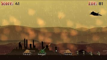 Screenshot of Tank War