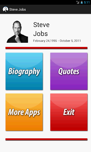 Steve Jobs Biography Quotes