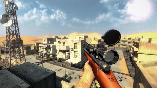 Army Sniper - Deadly Shores