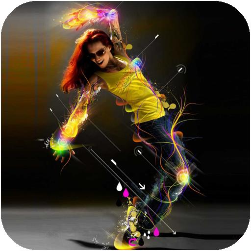 舞蹈鈴聲 音樂 App LOGO-APP開箱王