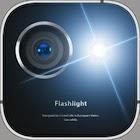 Cámara libre + luz de flash icon