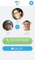 Screenshot of MY3 - Support Network