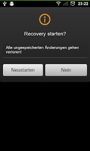 Reboot to recovery [ROOT] - screenshot thumbnail