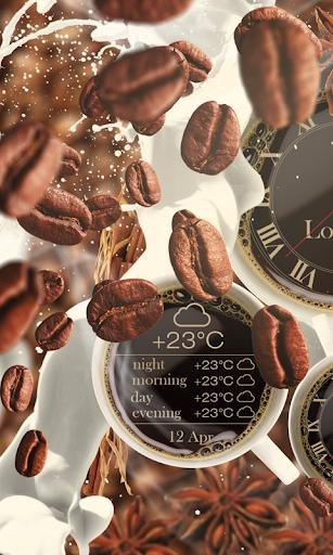 Coffee clock LWP PRO Parallax
