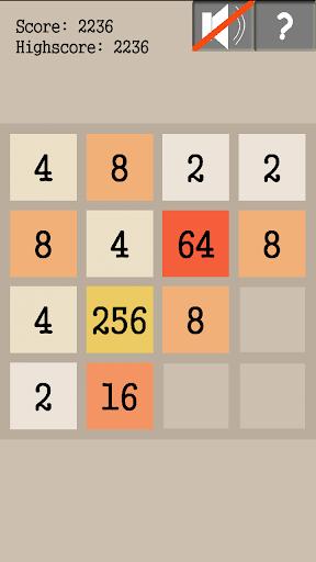 2048 NumPairs