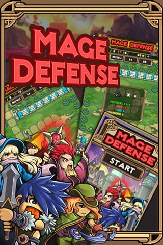 Mage Defense - screenshot