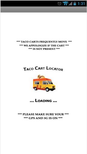 Taco Cart Locator