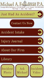 Personal Injury Assistant- screenshot thumbnail