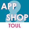 App&Shop Toul logo