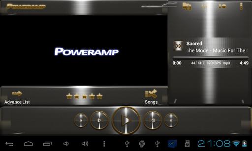 玩免費音樂APP 下載金プラチナ poweramp 皮膚 app不用錢 硬是要APP