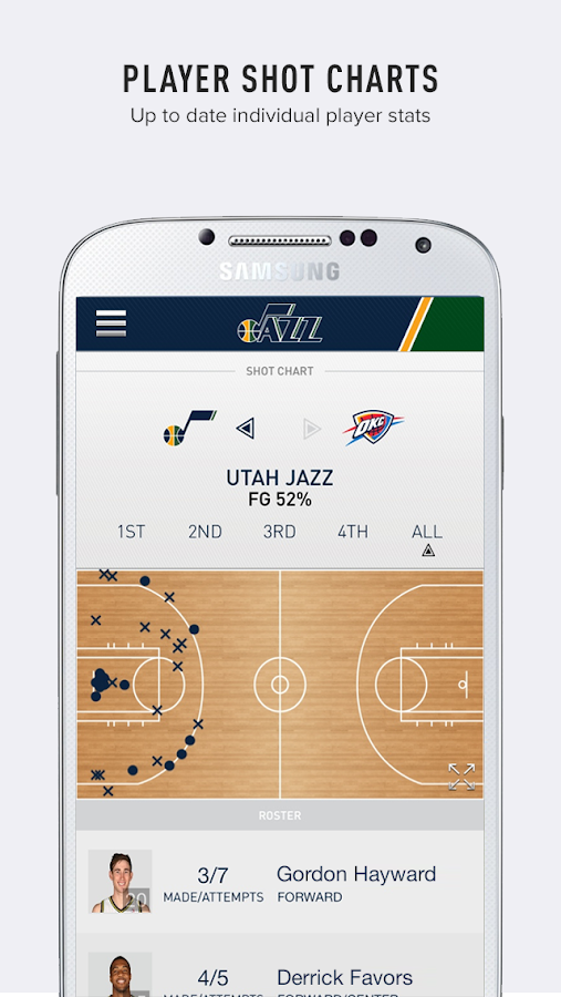 Utah Jazz - screenshot