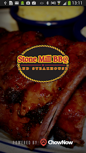 Stone Mill BBQ- screenshot thumbnail