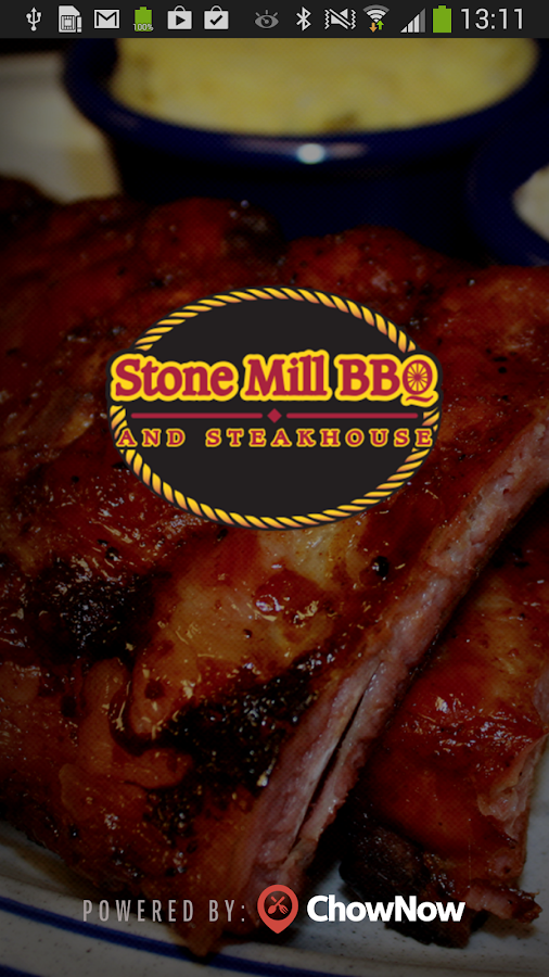 Stone Mill BBQ- screenshot