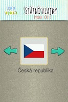 Screenshot of Státní vlajky [PMQ]