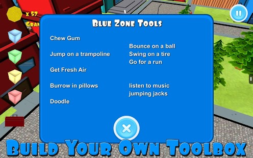 The Zones of Regulation- screenshot thumbnail