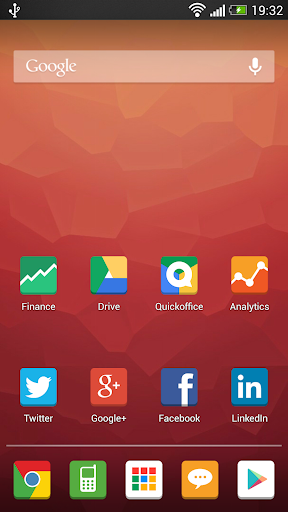 Flat Colours Icon Pack