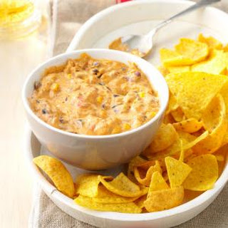 Corn Chip Chili Cheese Dip.