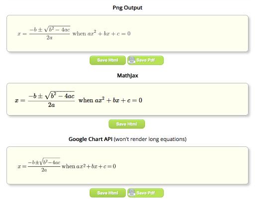 玩生產應用App|MathTeX: LaTeX Mathematics免費|APP試玩