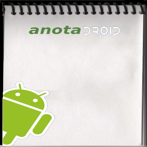 Anotadroid LOGO-APP點子