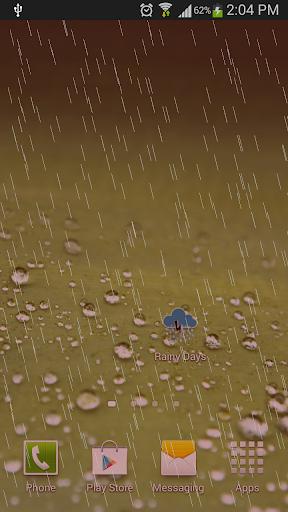 Rainy Days Prank