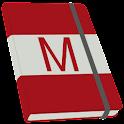 migraineDiary logo