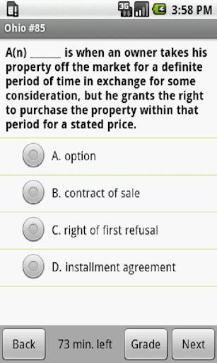 Ohio Real Estate Exam Prep