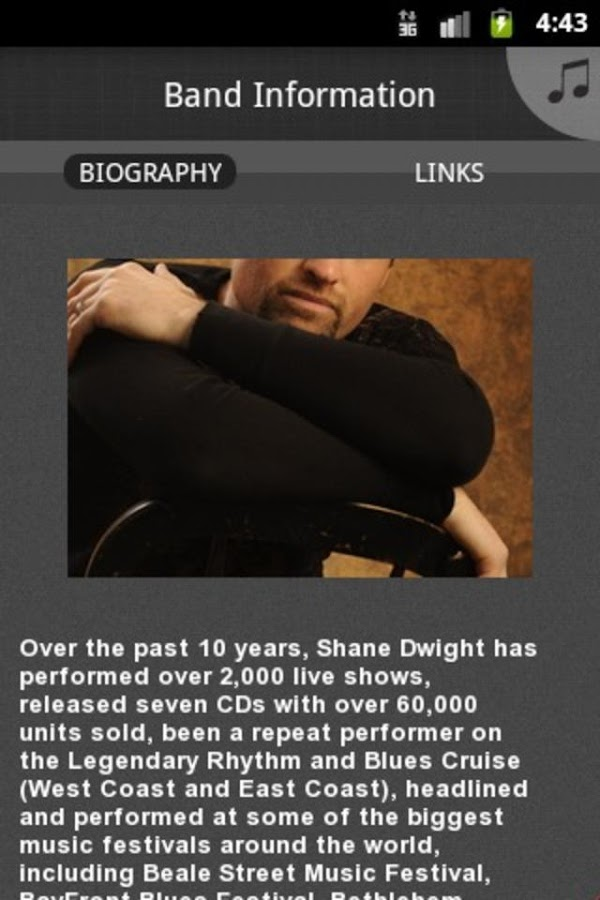 Shane Dwight - screenshot