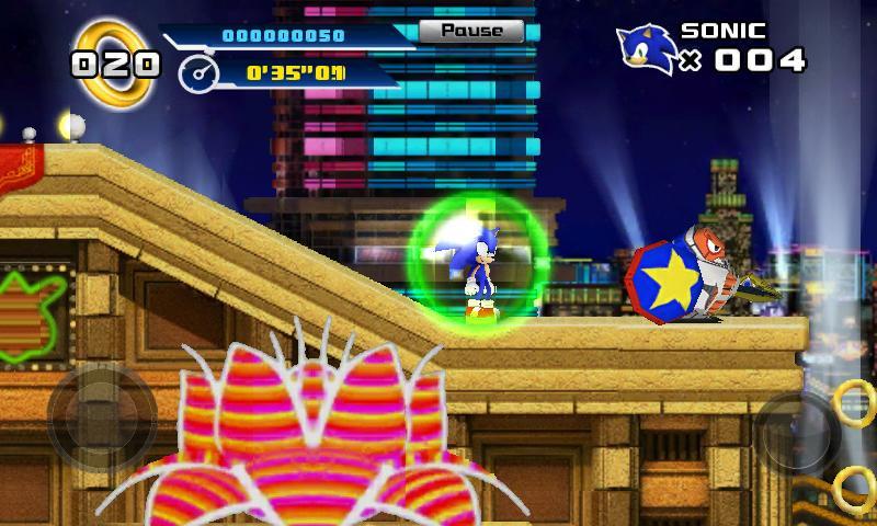 Sonic 4™ Episode I screenshot #4