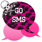 GO SMS - Skull Pistol 4