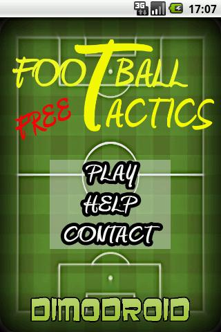 Football Tactics Free- screenshot