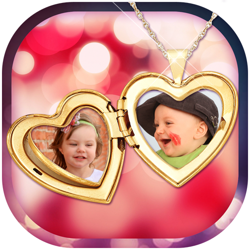 Locket Photo Frame