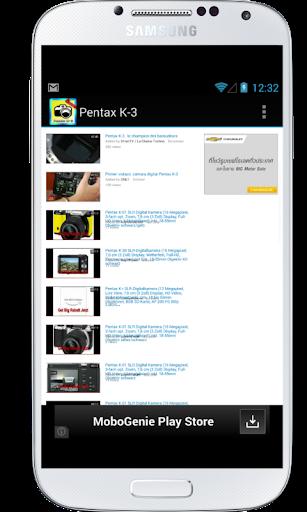 【免費攝影App】Pantax K-3 Tutorial-APP點子
