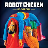 Robot Chicken DC Special