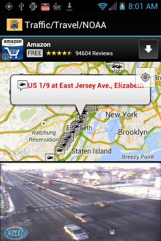 New Jersey Traffic Cameras