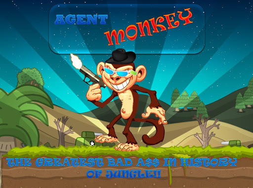 Crazy Monkey Jungle Dash