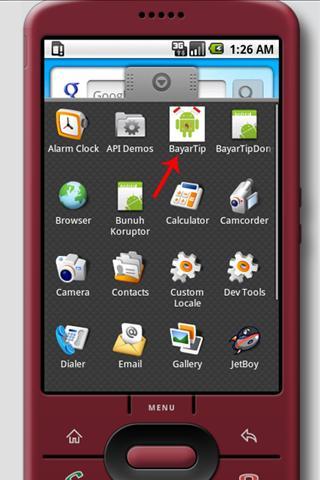 Indonesian Tip Calculator- screenshot