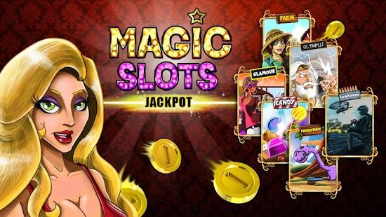 Magic Slots - Vegas Casino