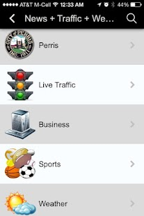 CityByApp® Perris!- screenshot thumbnail