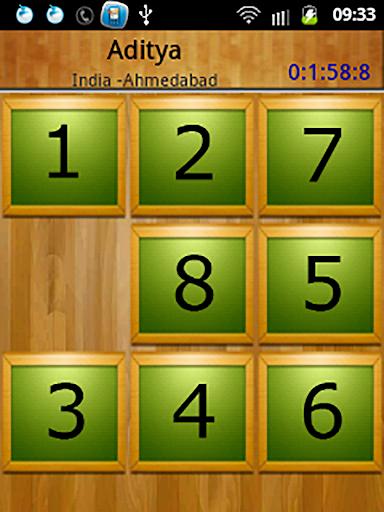 Num Puzzle