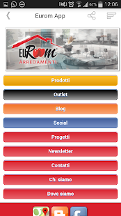 EuromApp- screenshot thumbnail