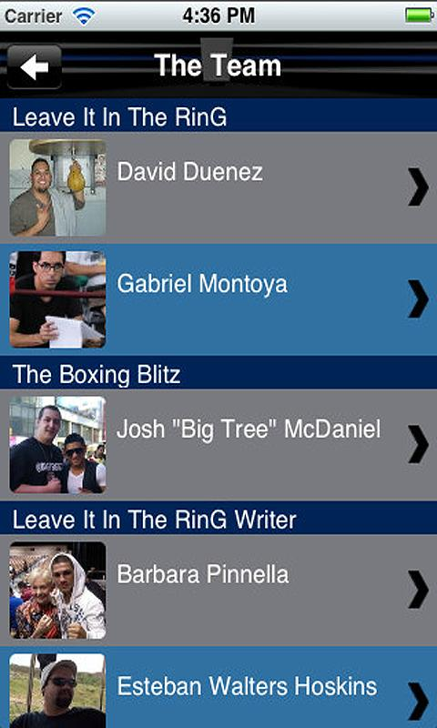 LIITR BOXING 2.0- screenshot