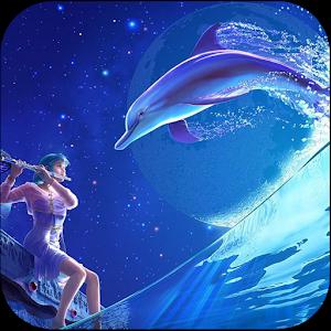 3D Dolphin 娛樂 App LOGO-APP試玩
