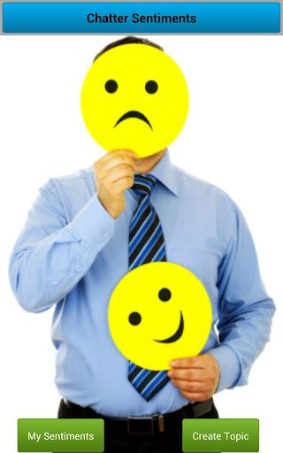 Salesforce Sentiments