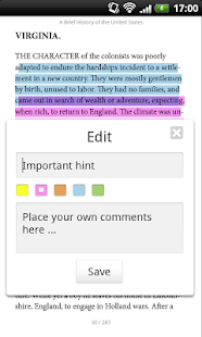 PagePlace Reader - screenshot thumbnail