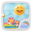 Cute Garden Reward Dynamic icon