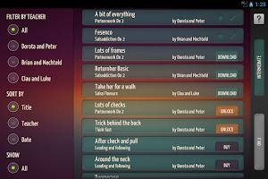 Screenshot of Salsa Anywhere - Pro