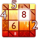 Kakuro Puzzles icon