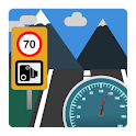 Speed Cameras UK - Alerts icon